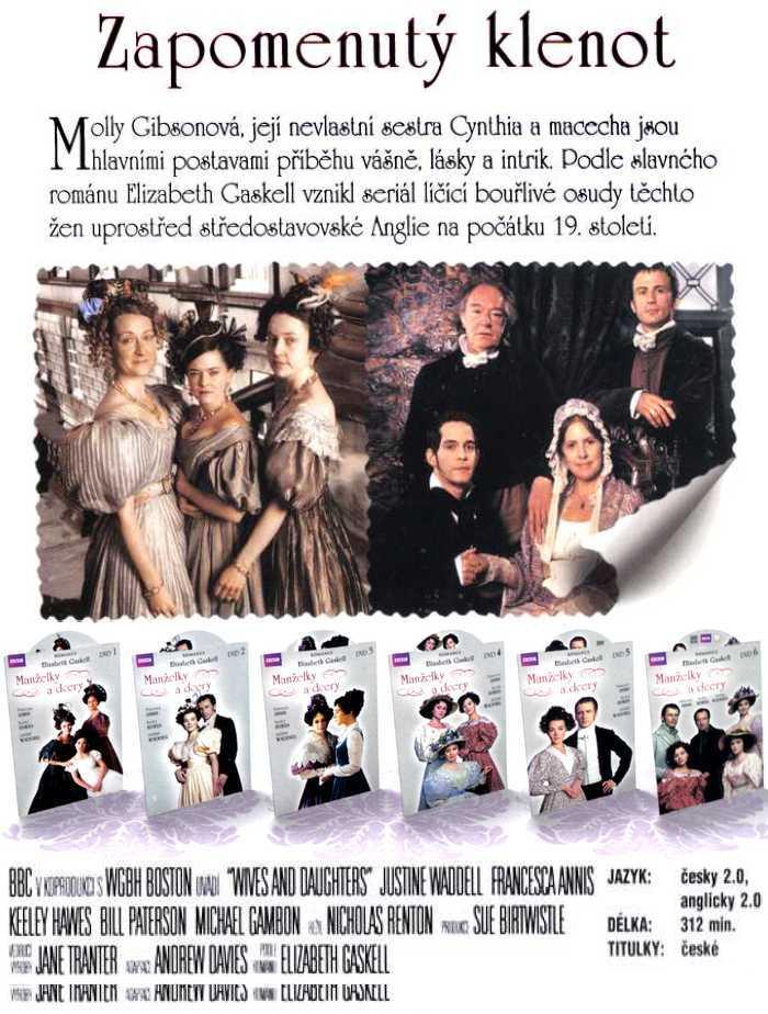 Manželky a dcery KOLEKCE 6 DVD