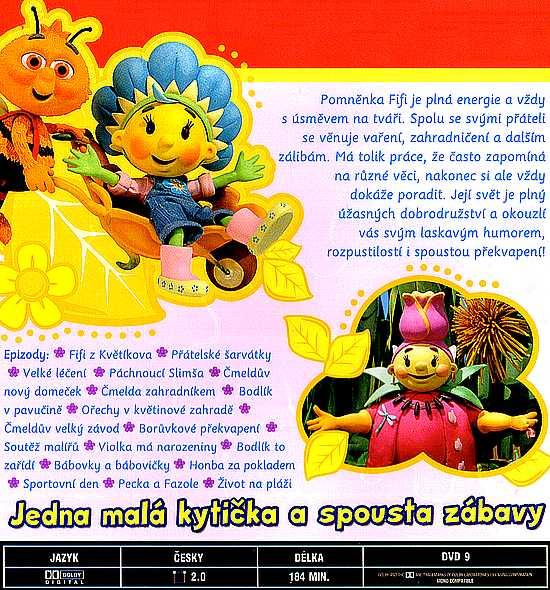 Fifi z Kvìtíkova