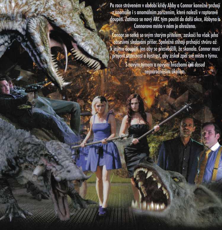 PRAVĚK ÚTOČÍ IV. SÉRIE DVD 1