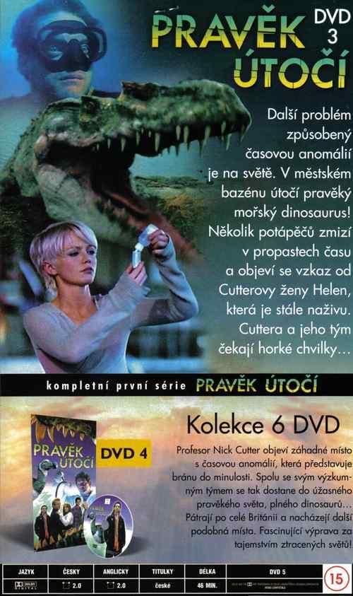 PRAVĚK ÚTOČÍ DVD 3