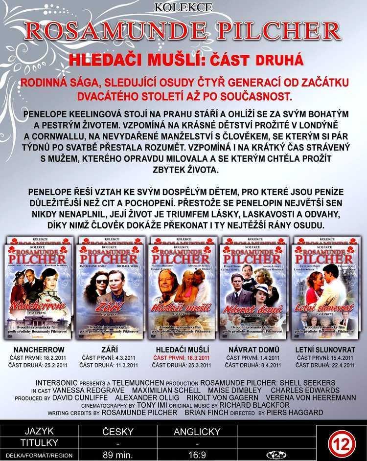 Hledači mušlí DVD 2