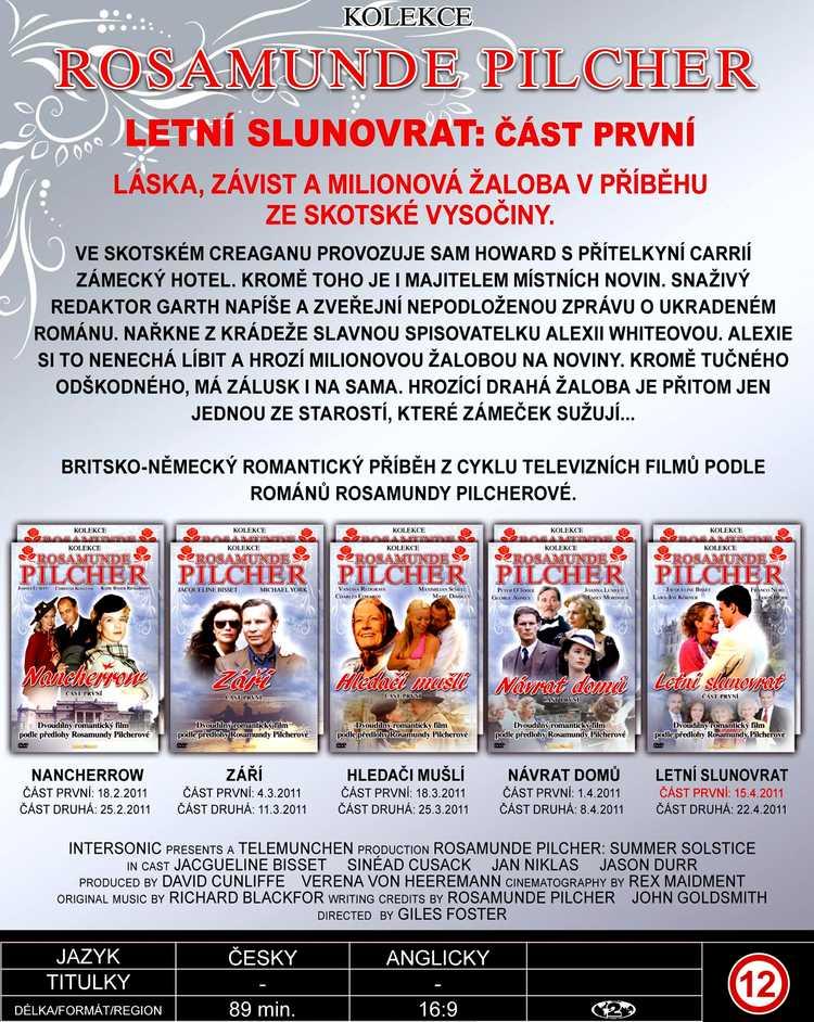 Letní slunovrat DVD 1