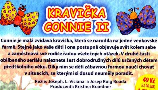 KRAVIČKA CONNIE II.