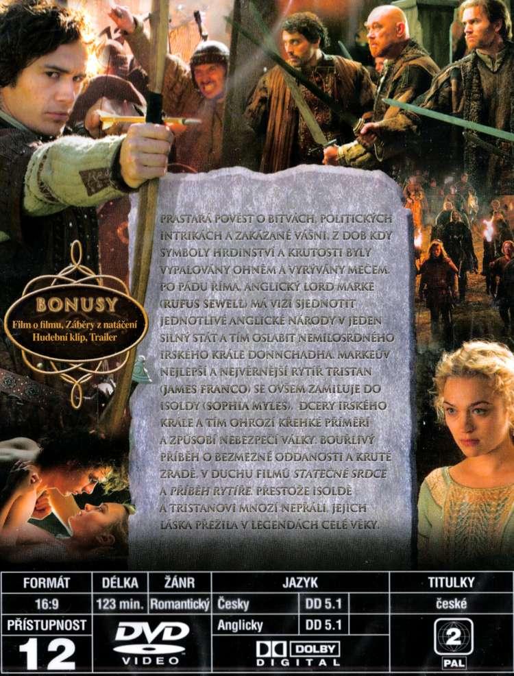 Tristan a Isolda DVD