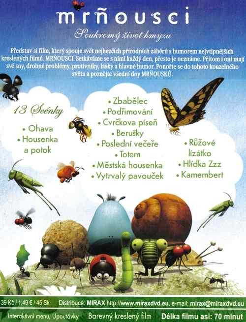 mrňousci Soukromý život hmyzu 3
