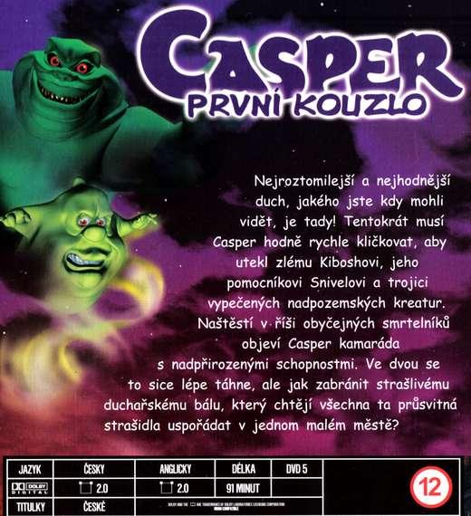 CASPER PRVNÍ KOUZLO