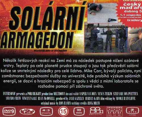 SOLÁRNÍ ARMAGEDON