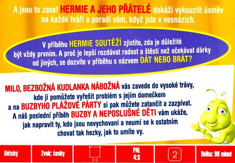 HERMIE a Buzbyho plážová párty