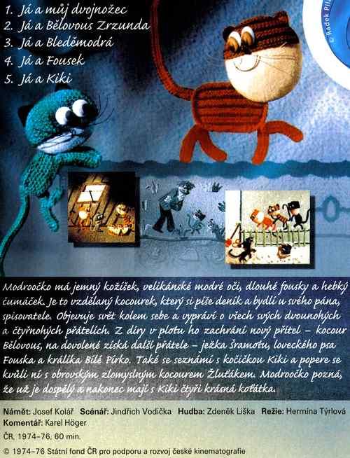Příběhy kocourka modroočka