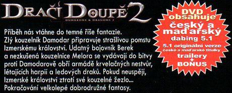 DRAČÍ DOUPĚ 2