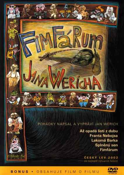 Fimfárum 1, DVD