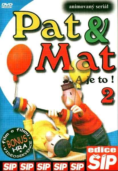 Pat a Mat ... A je to 2