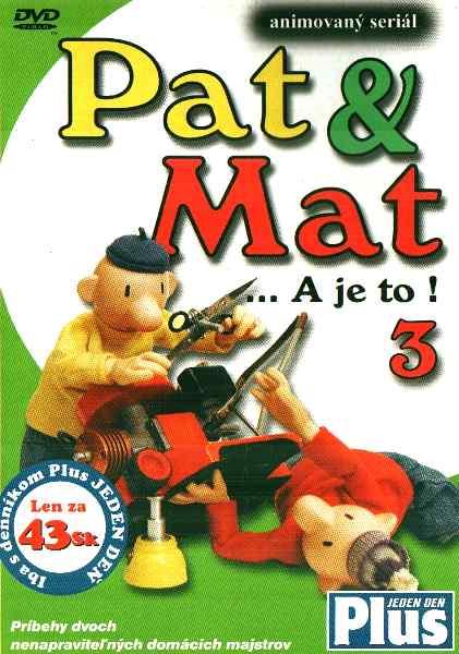 Pat a Mat ... A je to 3