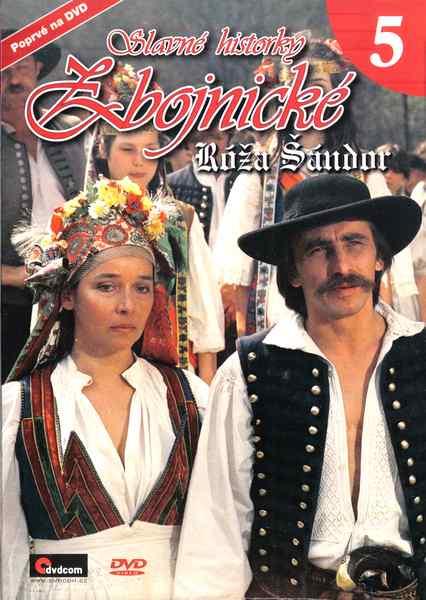 Slavné historky Zbojnické 5 Róža Šándor